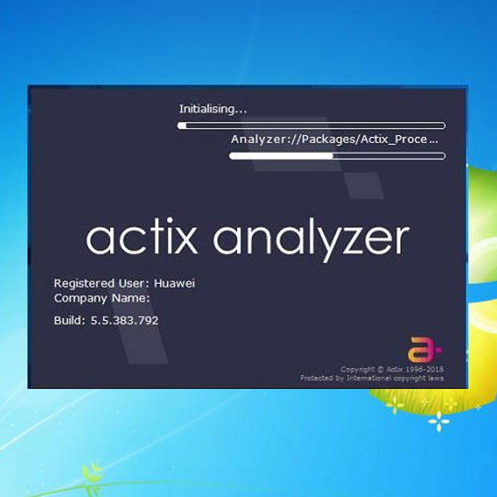 Photo of Actix Analyzer 2019