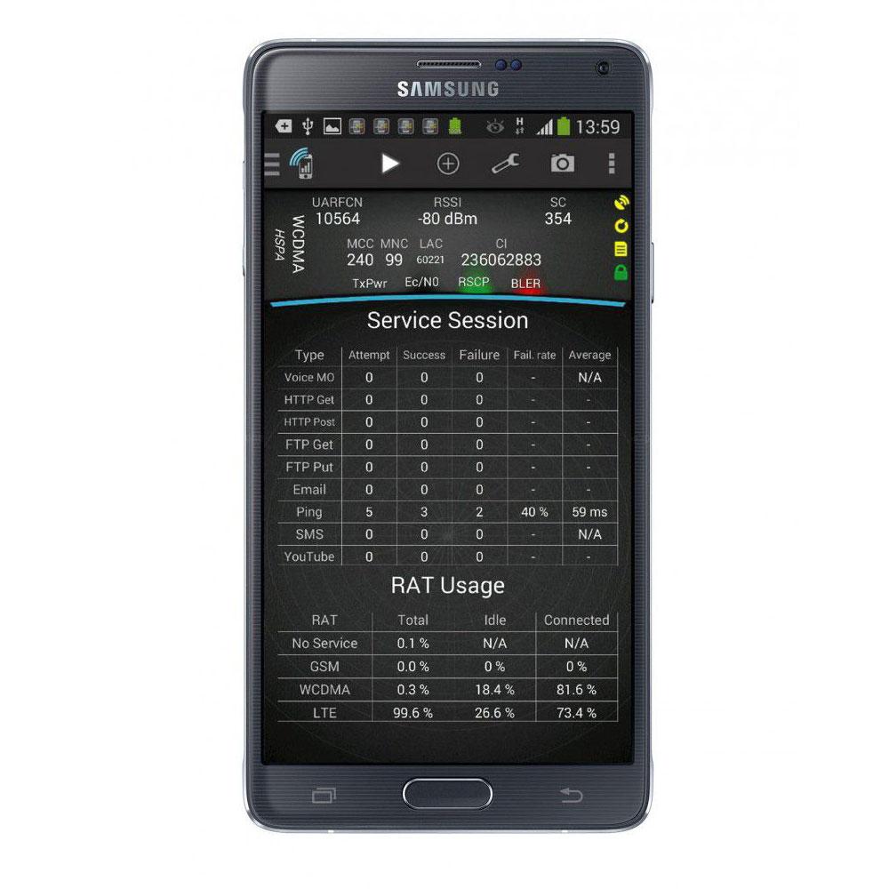 Photo of Samsung Note 4 Sm-910G Tems Pocket
