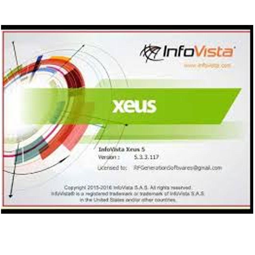 Photo of Aexio Xeus Infovista Pro