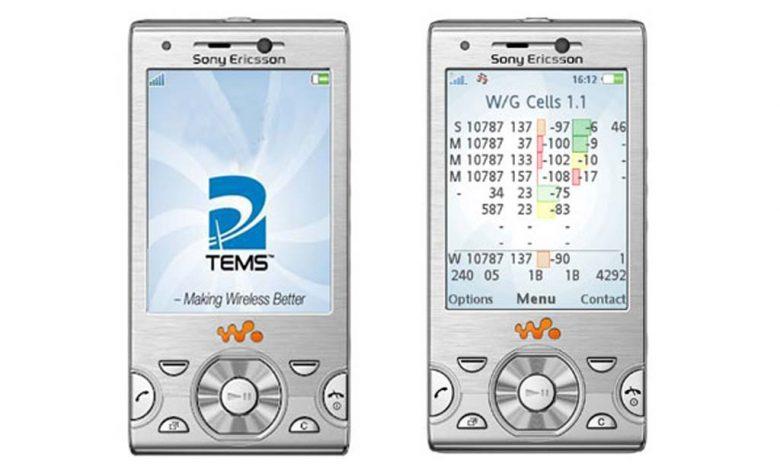 Photo of Sony Ericsson W995 Tems Pocket