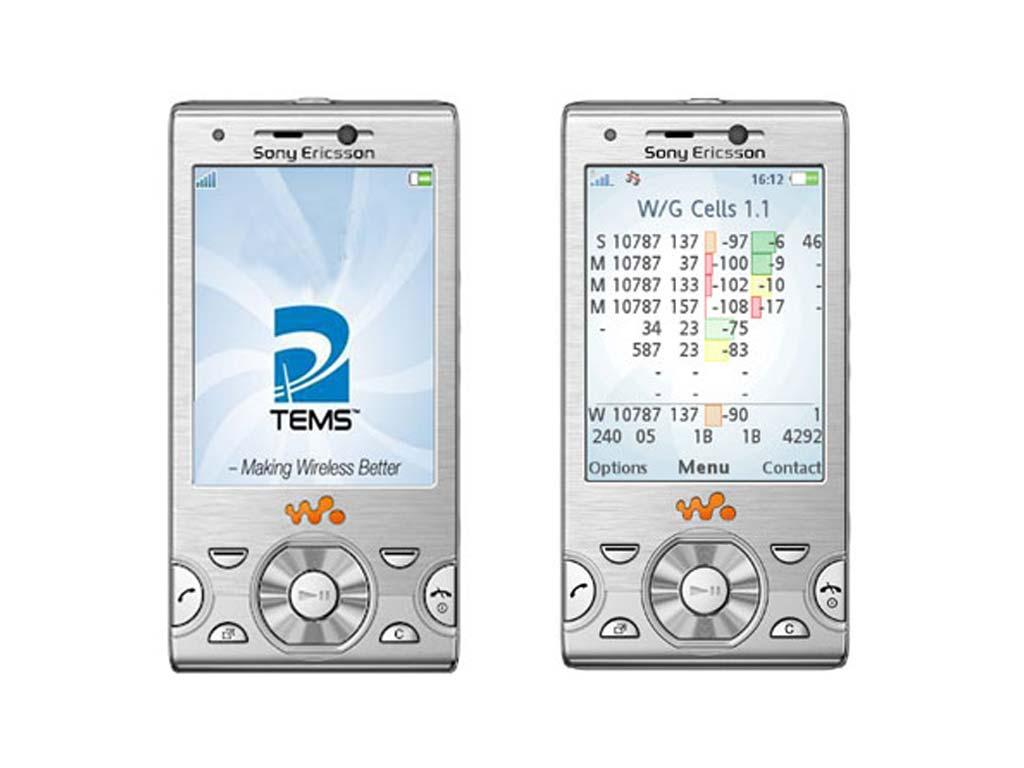 Sony Ericsson W995 Tems Pocket