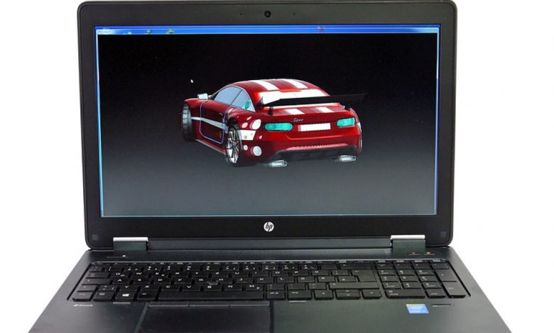 Photo of HP ZBook 15 G2