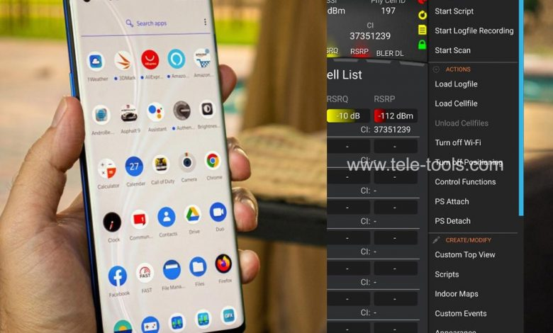 Photo of OnePlus 8 Pro 5G Tems Pocket